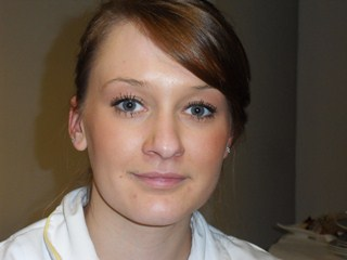 Amy Richardson, BCU Nurse student
