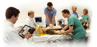 Interdiciplinary full-scale simulation training.